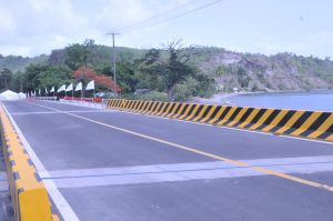 New bridges signify 'victory over adversity' (with gallery) – Minister for Public Works