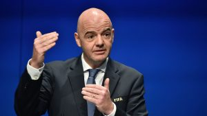 FIFA president Gianni Infantino faces Swiss criminal probe