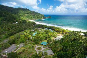 Rosalie Eco Resort reopens