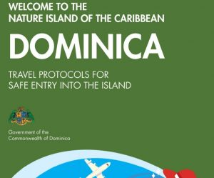 Travel protocols for safe entry into Dominica
