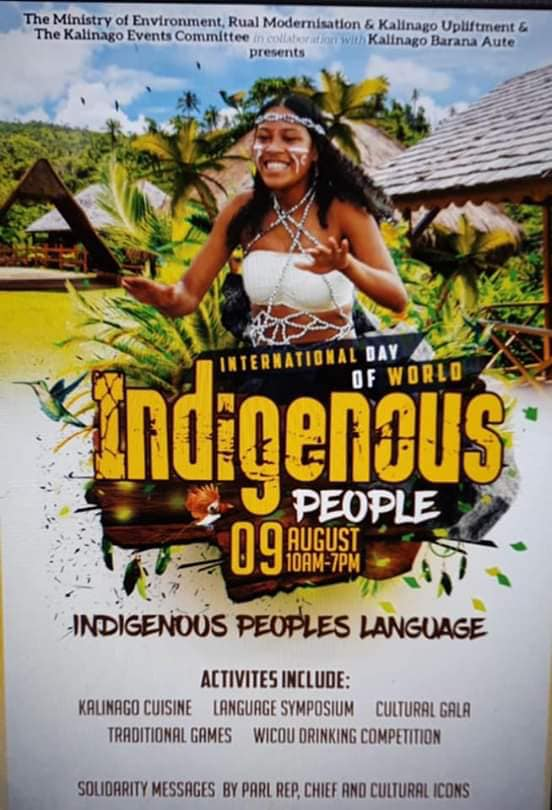LIVE: World Indigenous People's Day 2020 coverage from Kalinago territory at 4pm