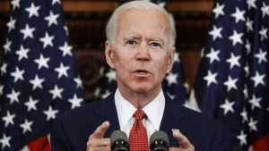 Joe Biden becomes Democratic nominee for US presidential election