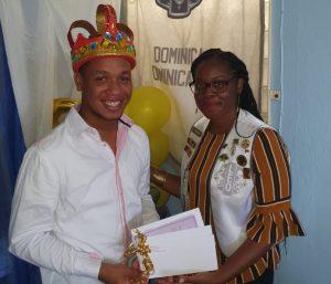 Leo Club hosts Junior Calypso Monarch Prize Giving Ceremony