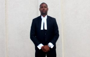 Wayne Marsh is Dominica's newest attorney-at-law