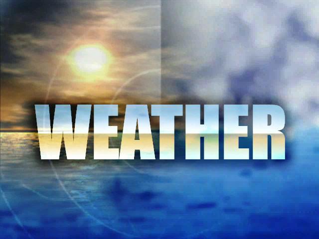 WEATHER (6:00 PM, Sep 24): Sattered showers, possible thunderstorms expected next 24 hrs, tropical wave conditions by Saturday