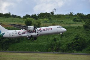 Caribbean Airlines inaugural flight a 'God bless day' – Dominica's Tourism Minister