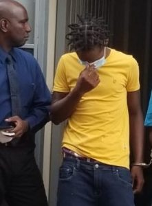 18-year-old charged with murder