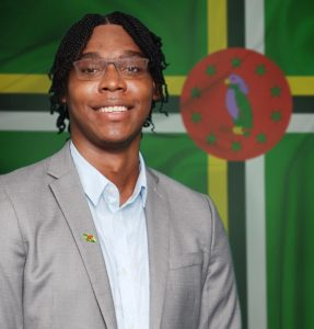 Dominican youth reelected to Caribbean Young Democrat Union