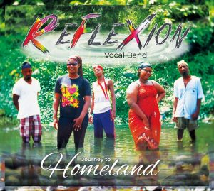 Reflexion vocal band releases latest album on all major streaming platforms