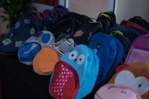 Melissa Skerrit Foundation donates backpacks, scholarships to students
