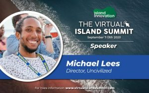 Representatives from over 500 islands gather for virtual summit