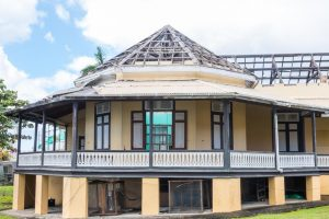 SHAPE mounts appeal for restoration of Roseau Library in the wake of recent fires