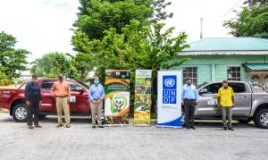 UNDP provides support to the Division of Agriculture in Dominica