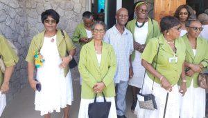 History of 'Vibrant Senior Citizens' group