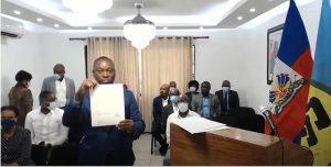 New Haitian ambassador to CARICOM accredited