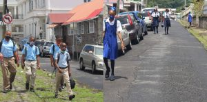 PM Roosevelt Skerrit describes reopening of schools today as bold but important step