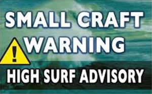 WEATHER UPDATE (6:00 AM Sep 23): Small craft and high surf advisories in effect due to swells from Hurricane Teddy
