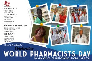 BUSINESS BYTE: Jolly's joins Caribbean pharmacists in celebrating World Pharmacists Day