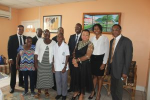 New lawyers group presents first scholarship