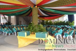 You are the catalyst for Dominica's intellectual wealth – Peters to DSC graduating students