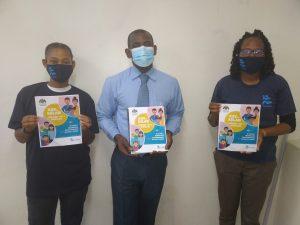 Ministry of Education, IsraAID launch hurricane preparedness activity book