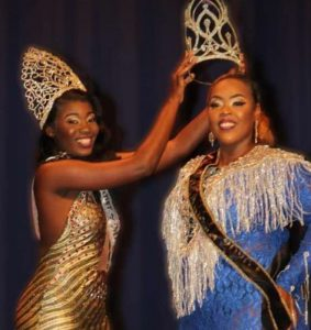 Dominican living in Antigua awarded special title in controversial pageant