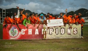 Sagicor South East FC win again