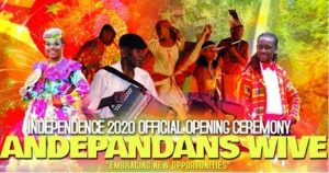 LIVE: Opening of Independence 2020 Official Ceremony