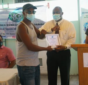 25 farmers trained in safe use of pesticides, food safety…under DOM-GAP Programme