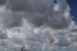 WEATHER (6:00 AM, Jan 17): Breezy conditions, cloudiness, scattered showers during next 24-48hrs