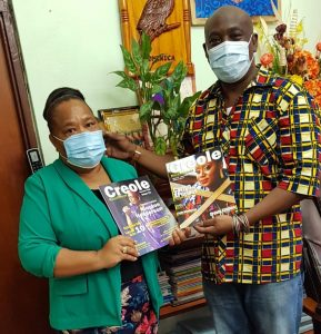 Creole Heartbeat 2nd edition dubbed 'historic'