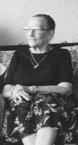 DEATH ANNOUNCEMENT: Eloise Joy Burton (nee Shillingford)