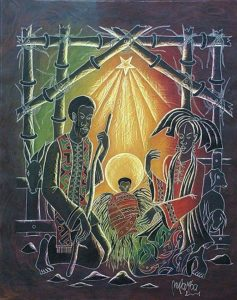 CHECK THIS OUT (Christmas Edition): Congolese nativity scene