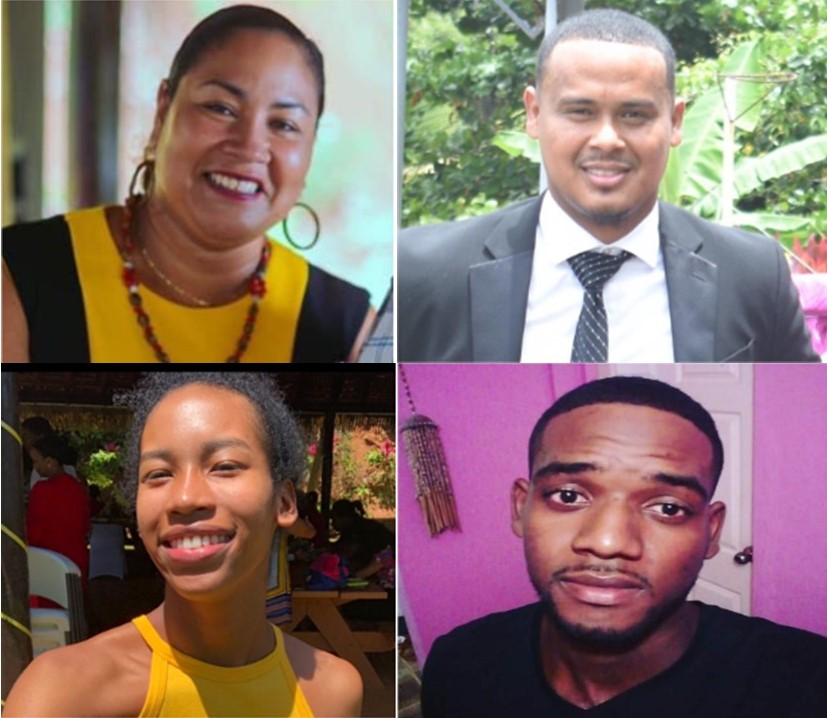 Kalinago Man and Woman and Most Inspiring Youth (male and female) of 2020 – Dominica News Online