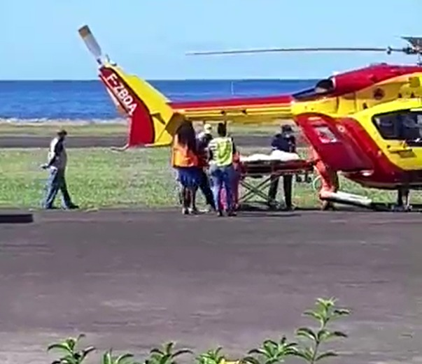Dominican cricketer, Tyrone Theophile, airlifted to Martinique for medical attention – Dominica News Online