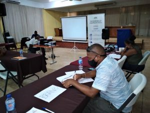 IOM Dominica: Training individuals & repairing emergency shelters to strengthen community resilience