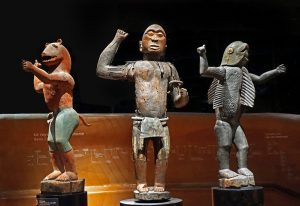 Colonialism Reparation – Return all colonial treasures