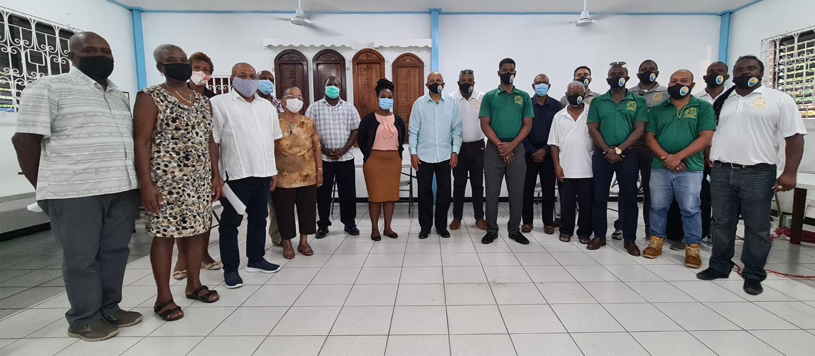 Local Freemason lodge donates to 12 charities – Dominica News Online