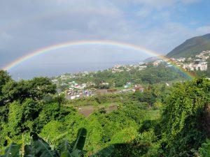 FEATURED PHOTO: Rainbow over Jimmit