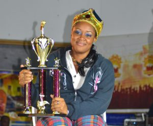 Second Stardom crown for Tasha P