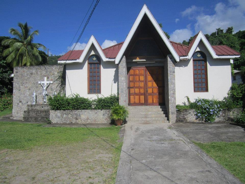 DNO to bring LIVE: Rededication of Loubiere Holy Spirit Chapel (tomorrow) Sunday February 7th 2021 – Dominica News Online