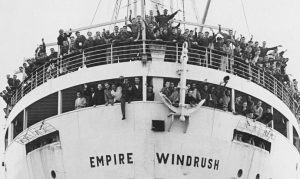 Up and Away!  Flyers, Miners & Nation-Builders – The Windrush Legacy