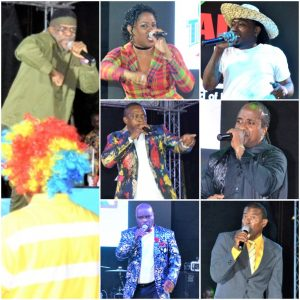 Seven monarchs among those to vie for virtual calypso crown (with photos from semi-finals)