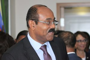 Antigua's PM asks US president to provide vaccines to CARICOM