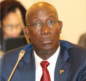Trinidad Prime Minister tests positive for COVID-19