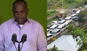 PM says bus drivers protest was not justified and may have been politically motivated