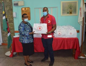 Dominica Red Cross president highlights the society's commitment
