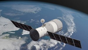 China sends three astronauts into orbit to occupy its new space station.