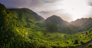 FEATURED PHOTO: Cold Soufriere Panorama