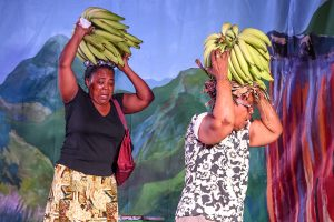 UNDP uses theater to promote resilience for women in farming